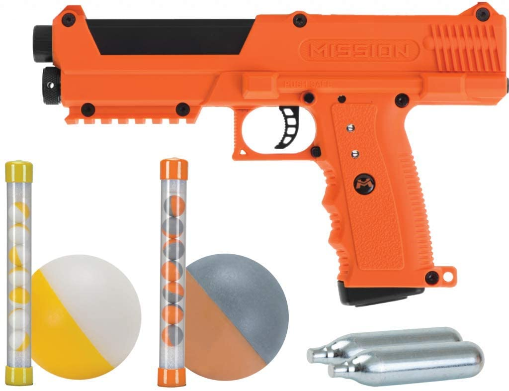 Pepper Ball Guns